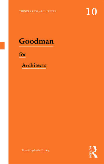 Goodman for Architects book cover