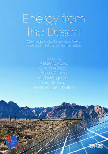 Energy from the Desert Very Large Scale PV Power-State of the Art and Into The Future book cover