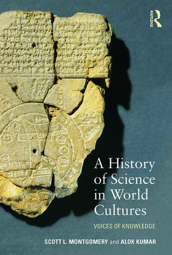 A History of Science in World Cultures Voices of Knowledge book cover