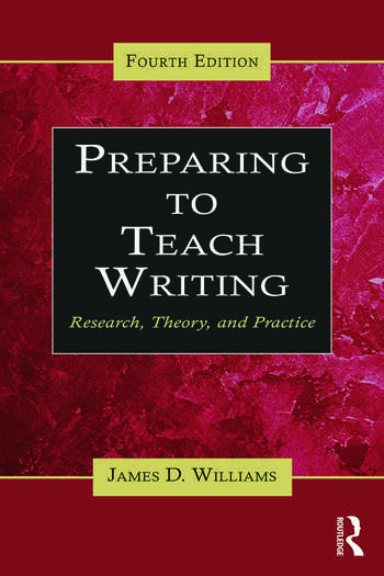 Preparing to Teach Writing Research, Theory, and Practice book cover