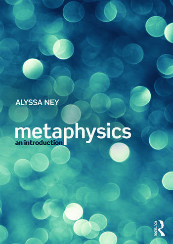 Metaphysics An Introduction book cover