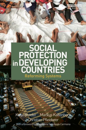 Social Protection in Developing Countries Reforming Systems book cover