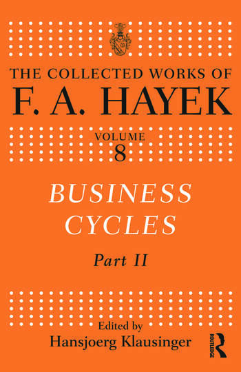 Business Cycles Part II book cover