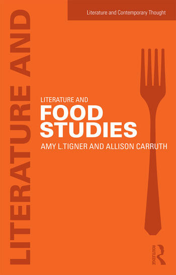 Literature and Food Studies book cover