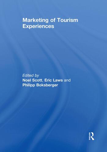 Marketing of Tourism Experiences book cover
