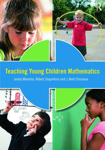 Teaching Young Children Mathematics book cover