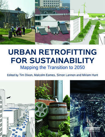 Urban Retrofitting for Sustainability Mapping the Transition to 2050 book cover