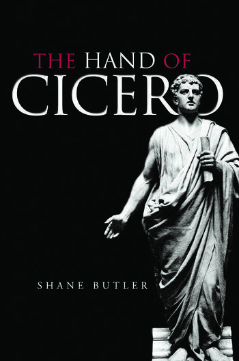 The Hand of Cicero book cover