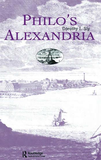 Philo's Alexandria book cover