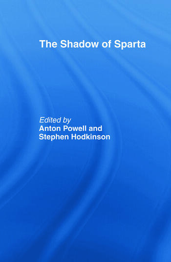 The Shadow of Sparta book cover
