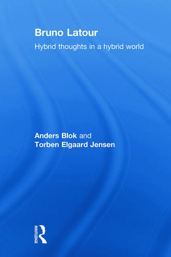Bruno Latour Hybrid Thoughts in a Hybrid World book cover