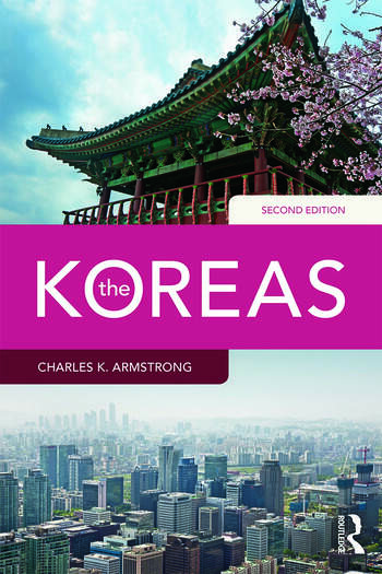 The Koreas book cover