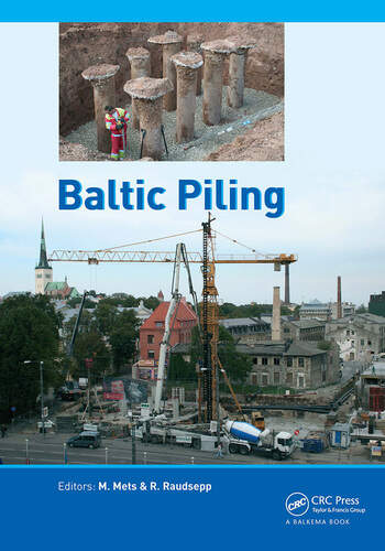 Baltic Piling book cover