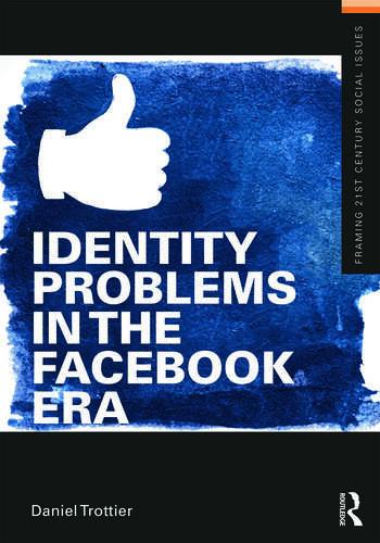 Identity Problems in the Facebook Era book cover