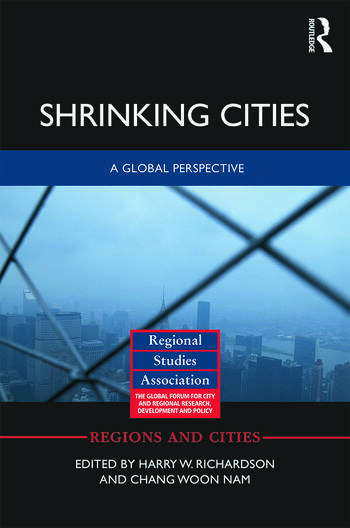 Shrinking Cities A Global Perspective book cover