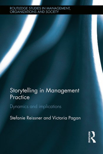 Storytelling in Management Practice Dynamics and Implications book cover