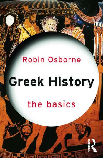 Greek History: The Basics book cover