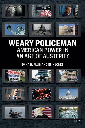 Weary Policeman American Power in an Age of Austerity book cover
