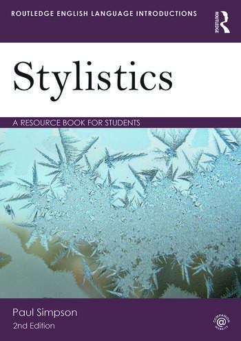 Stylistics A Resource Book for Students book cover