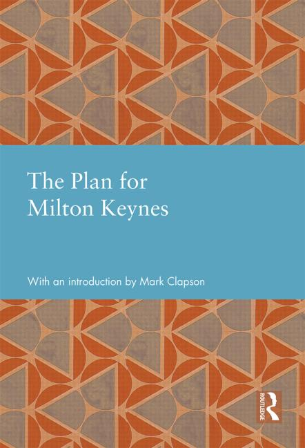 The Plan for Milton Keynes book cover