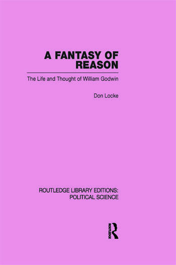 A Fantasy of Reason (Routledge Library Editions: Political Science Volume 29) book cover