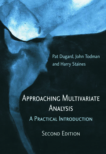 Approaching Multivariate Analysis, 2nd Edition A Practical Introduction book cover