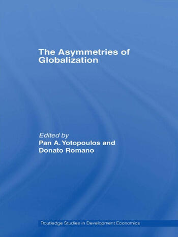 The Asymmetries of Globalization book cover