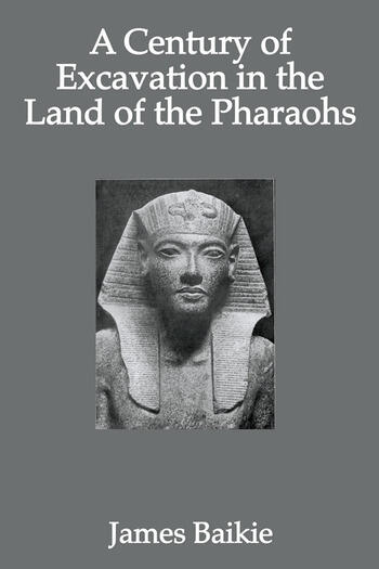 Century Of Excavation book cover