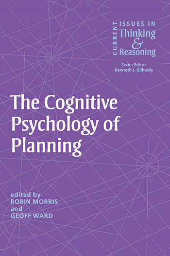 The Cognitive Psychology of Planning book cover