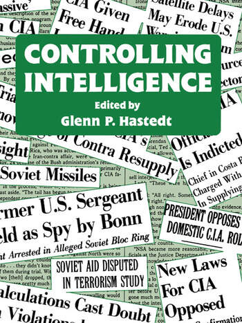 Controlling Intelligence book cover