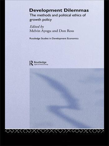 Development Dilemmas book cover