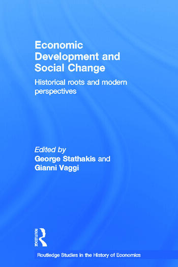 Economic Development and Social Change book cover