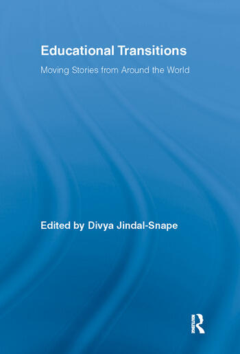 Educational Transitions Moving Stories from Around the World book cover