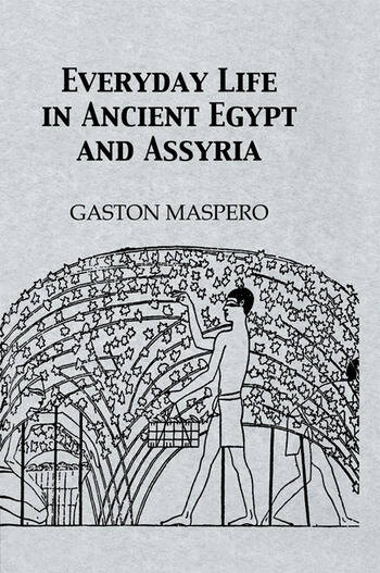 Everyday Life In Ancient Egypt book cover