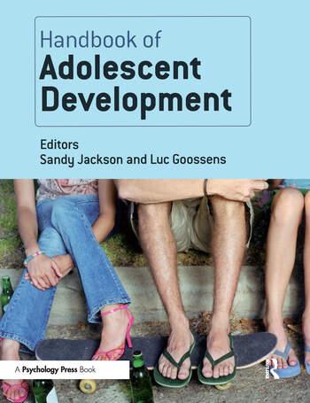 Handbook of Adolescent Development book cover