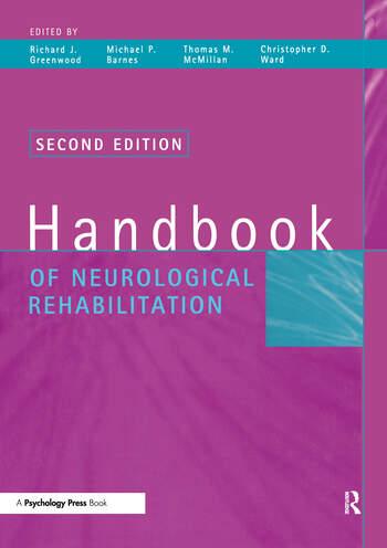 Handbook of Neurological Rehabilitation book cover
