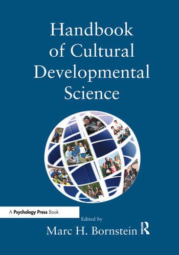 Handbook of Cultural Developmental Science book cover