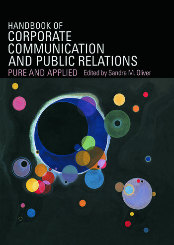 A Handbook of Corporate Communication and Public Relations book cover