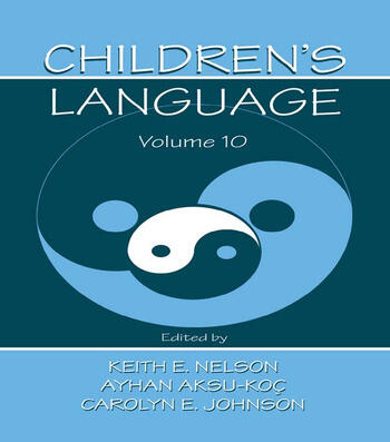 Children's Language Volume 10: Developing Narrative and Discourse Competence book cover
