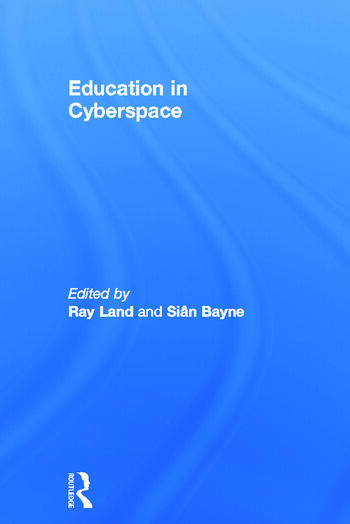 Education in Cyberspace book cover