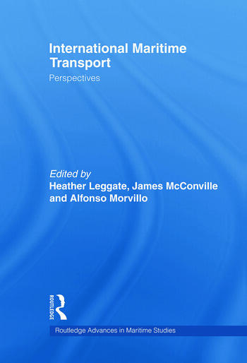 International Maritime Transport Perspectives book cover