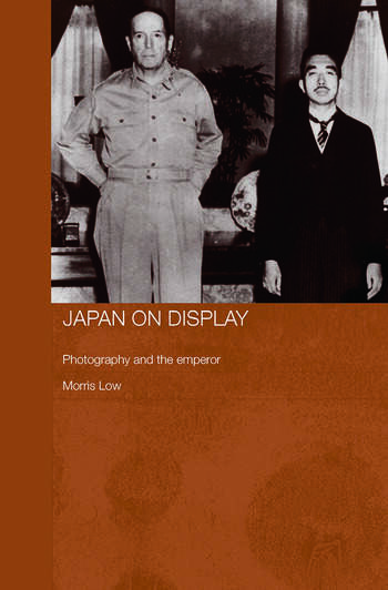 Japan on Display Photography and the Emperor book cover