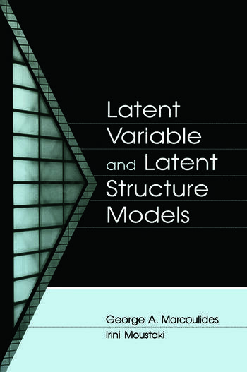 Latent Variable and Latent Structure Models book cover