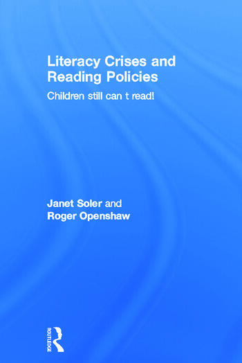 Literacy Crises and Reading Policies Children Still Can't Read! book cover