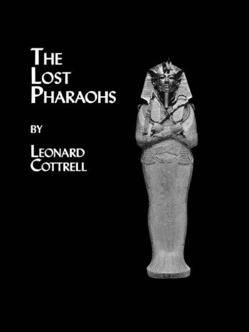 Lost Pharaohs book cover