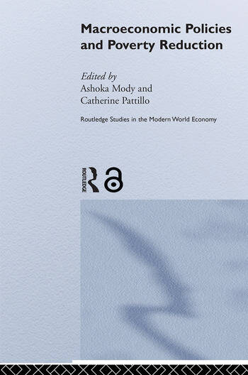 Macroeconomic Policies and Poverty book cover