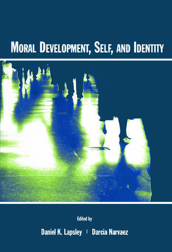 Moral Development, Self, and Identity book cover