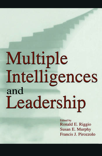 Multiple Intelligences and Leadership book cover