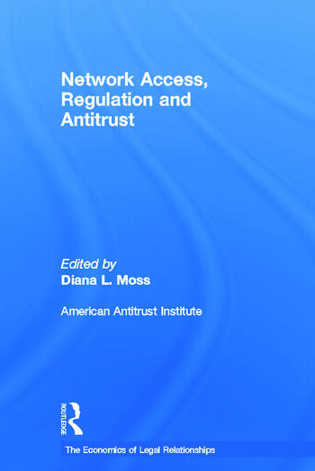 Network Access, Regulation and Antitrust book cover