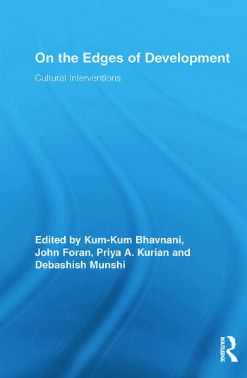 On the Edges of Development Cultural Interventions book cover